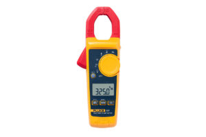 calibracion amperimetro de gancho