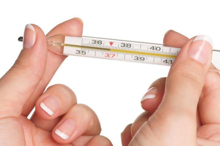 calibración de termómetros