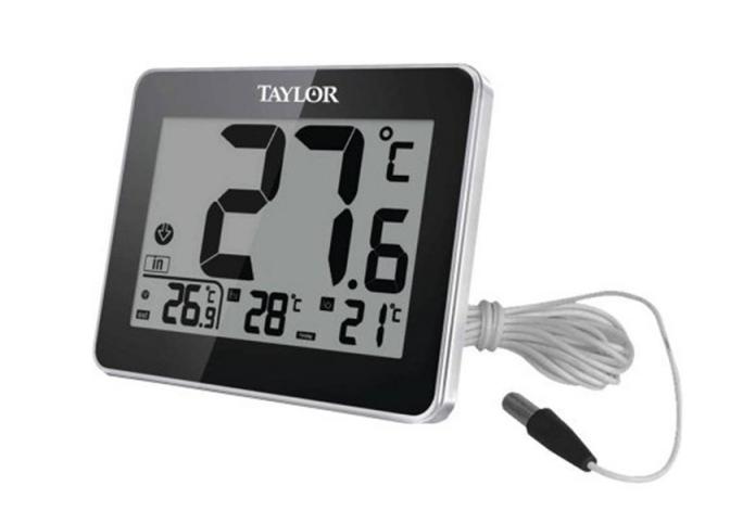 Termómetro digital taylor 1730