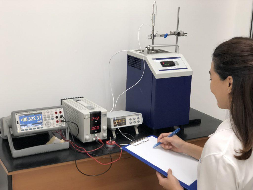 Factores a considerar para la calibración de termómetros