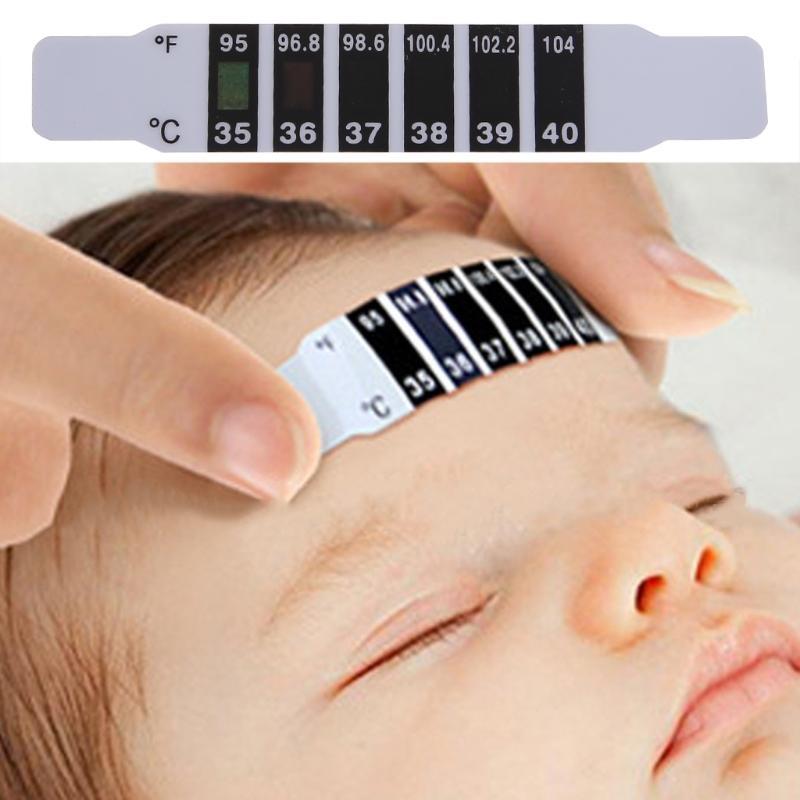 termómetro de frente tipo cinta para bebe